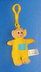 teletubbies plush finger puppets clip-on puppet