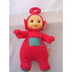 teletubbies tinky winky plush doll ready