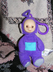 teletubbies tinky winky attachable burger king