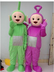 selling teletubbies cartoon character costume pieces