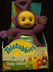 original issue talking tinky winky plush