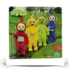 40 Piece Teletubbies Group Photo Puzzle