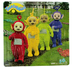 piece teletubbies group puzzle learning minds
