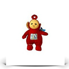 8IN Po Teletubbies Plush