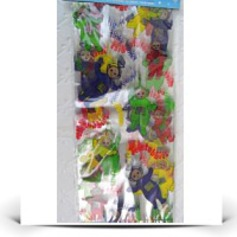 Party Gift Bags 8 Count Large Cello Treat