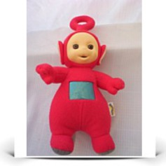 Teletubbie Talking Po