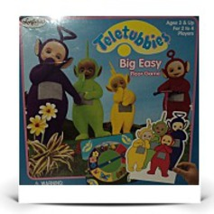 Teletubbies Big Easy Floor Game Colorforms