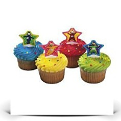 Specials Teletubbies Cup Cake Decoration Party