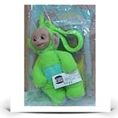 Teletubbies Dipsy Plush Clip Ons