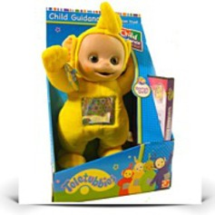 Teletubbies Laa Laa 30CM Soft Plush