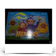 Teletubbies Memory Game
