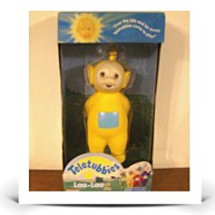 Save Teletubbies Plastic Laalaa