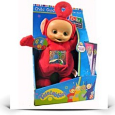 Teletubbies Plush 10 Po Doll With Bonus