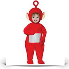 Teletubbies Po Child Costume Clothes