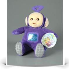 Teletubbies Tinky Winky 8 Plush