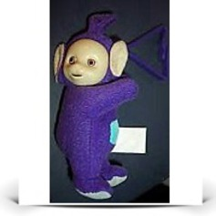 Teletubbies Tinky Winky Plush