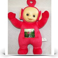 Save Teletubbies Tubby Po Talking Doll