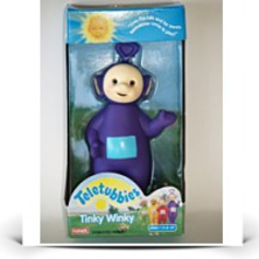 Save Tinky Winky Doll