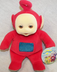teletubbies beanie doll