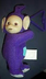 burger king teletubbies tinky winky plush