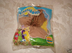 teletubbies burger king plush brown bunny