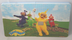 teletubbies puzzle foam type pieces