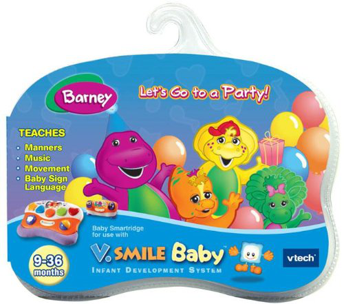 V Smile Baby Smartridge Barney