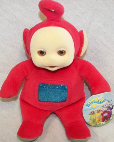 Teletubbies Po Beanie Doll