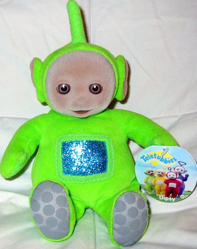 Dipsy Bean Bag Plush 9