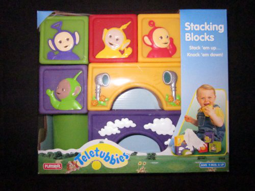 Teletubbies Stacking Blocks
