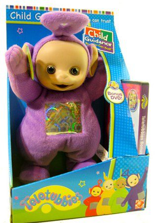 Teletubbies Tinky Winky 30CM Soft Plush